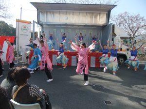 よさこい演舞 (2)